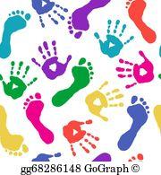 Hands Feet Clip Art.