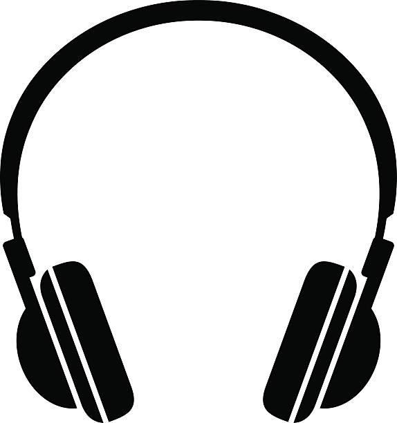 68+ Headphones Clipart.