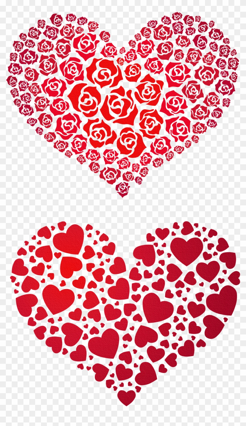 Jpg Transparent Download Free Clipart Valentine Hearts, HD Png.