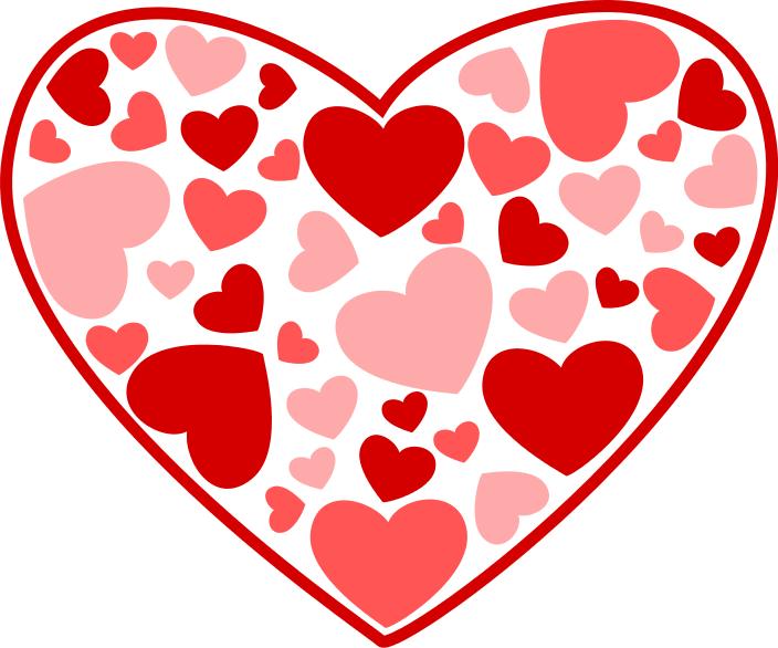 Free Valentine Heart Cliparts, Download Free Clip Art, Free Clip Art.