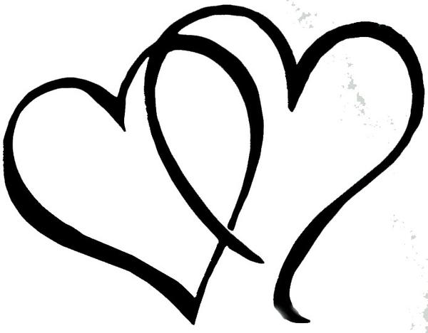 Wedding Heart Clipart.