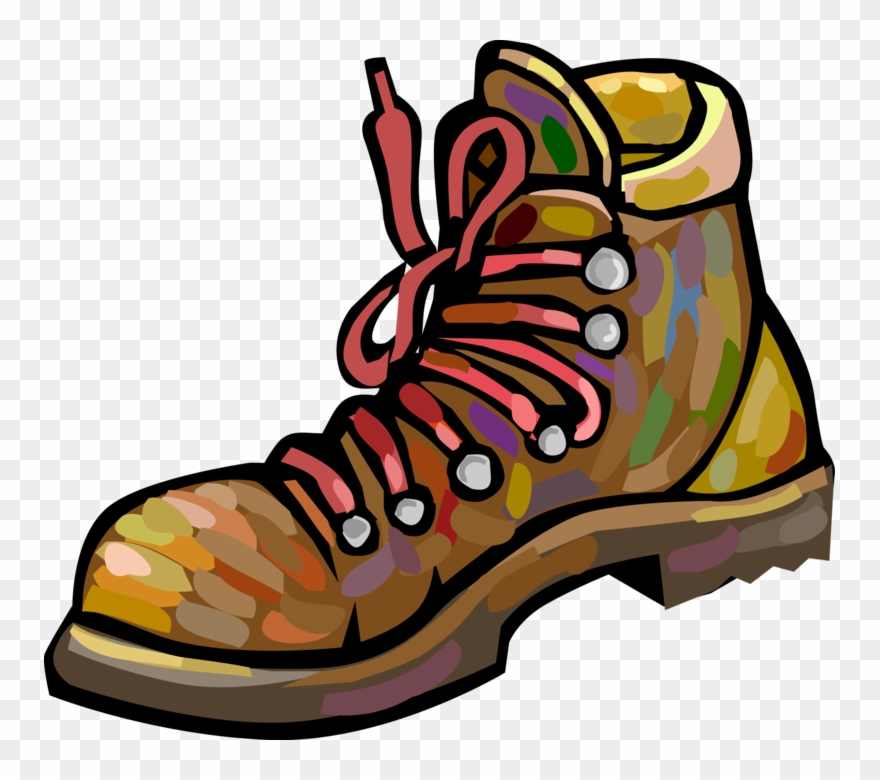 Royalty Free Boots Vector Illustration.
