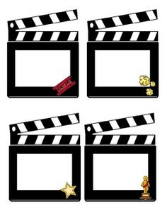 Movie Theme Vector Clip Arts Free Clip Art Clipartlogo Com.