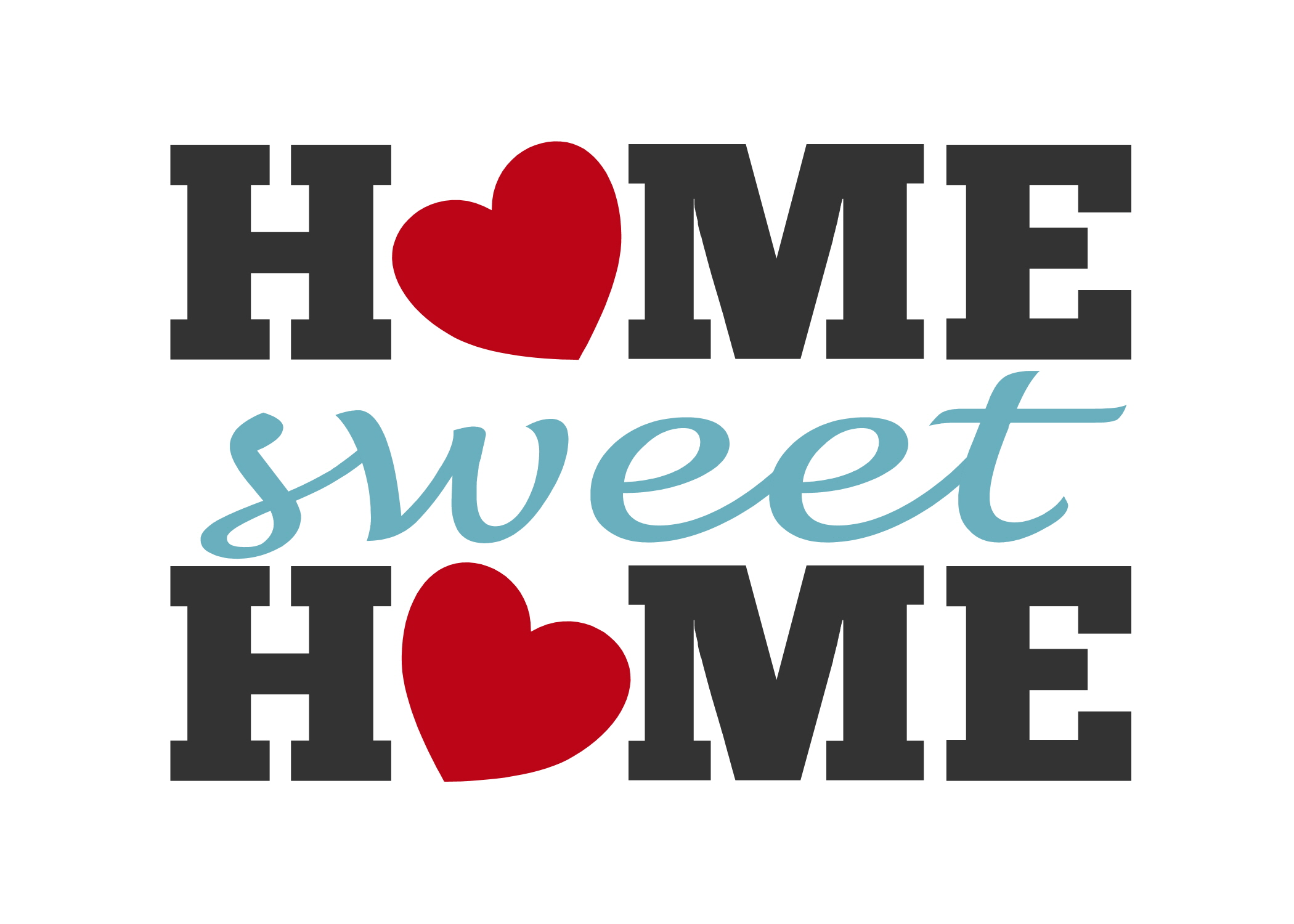 Home sweet home clipart free clipartfest.