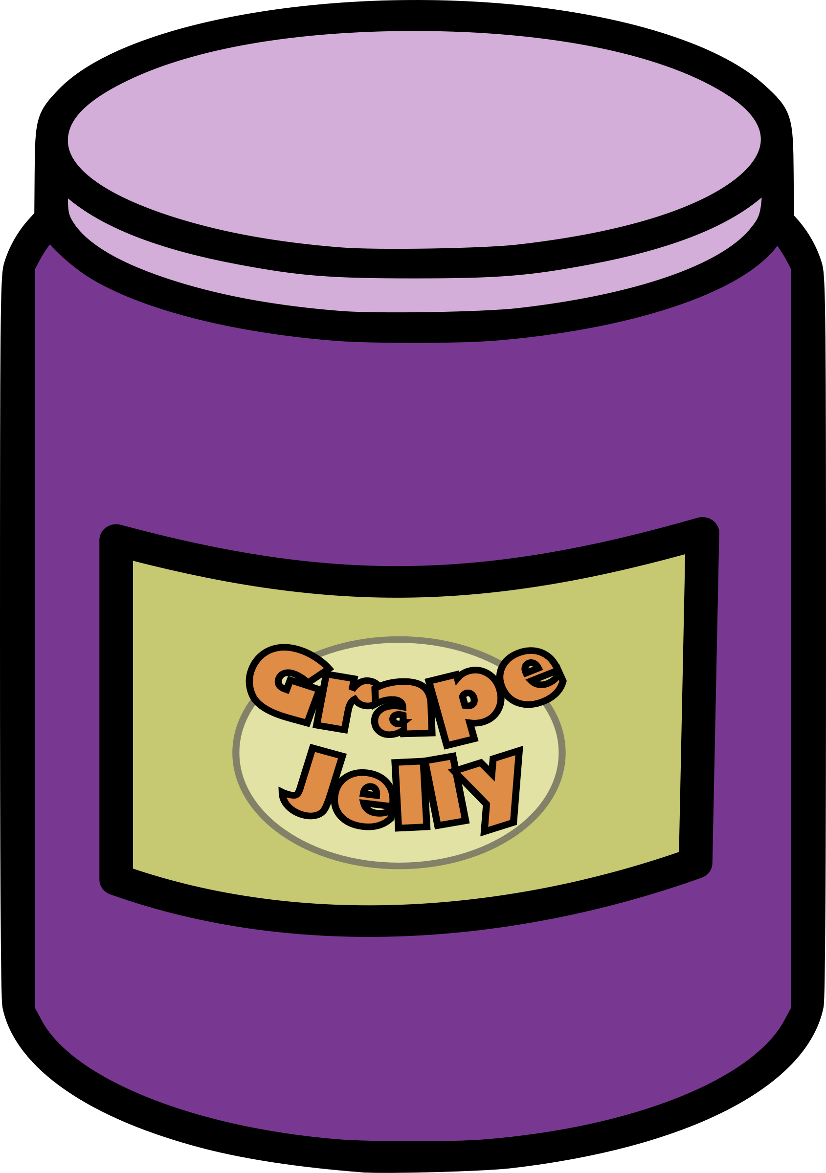 Free Jelly Clipart grape jelly, Download Free Clip Art on Owips.com.