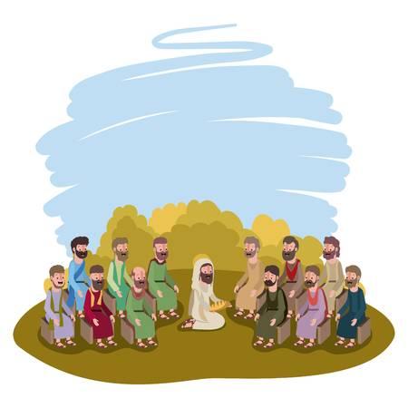 581 Apostles Cliparts, Stock Vector And Royalty Free Apostles.