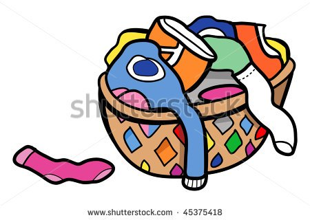 Laundry Hamper Clipart Clipart Panda Free Clipart Images, Clothes In.