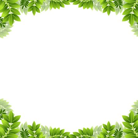 193,135 Leaf Border Stock Illustrations, Cliparts And Royalty Free.