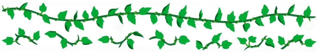 Vine With Leaves.