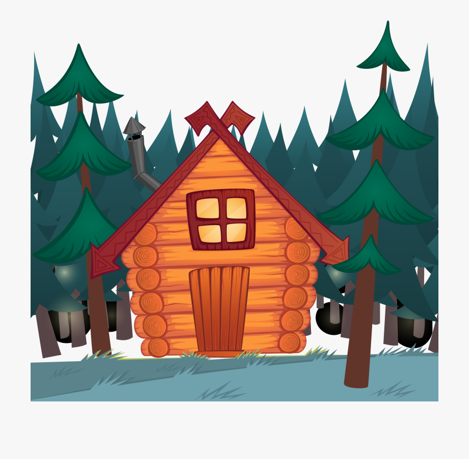 Log Cabin Royalty Free Illustration Royaltyfree.