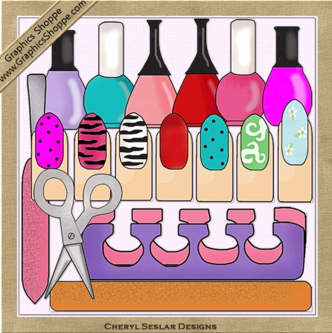 Free Manicure Cliparts, Download Free Clip Art, Free Clip Art on.
