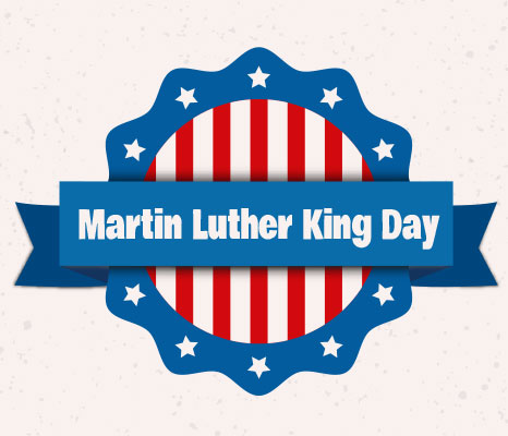 Free Clipart Martin Luther King Day.