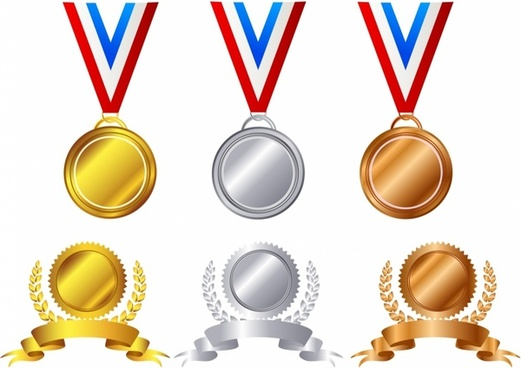 Medal free vector download (337 Free vector) for commercial use.