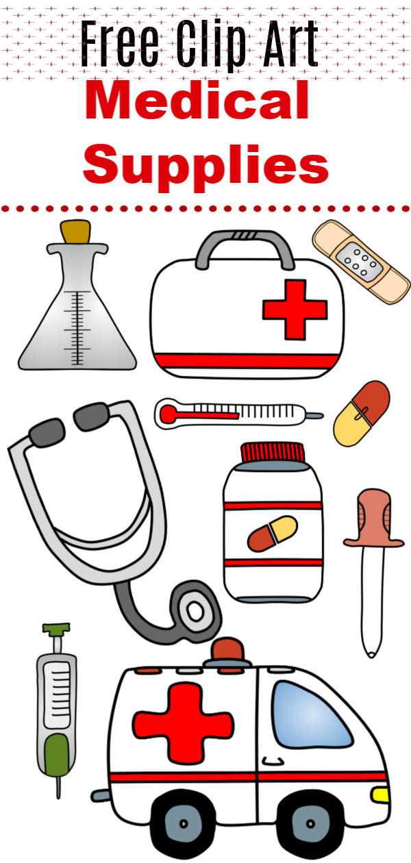 Free Medical Supplies Clip Art Check out clipartshare.com for free.