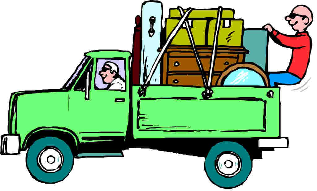 Moving Day Clip Art Free.