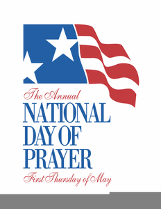 National Day Of Prayer Free Clipart.