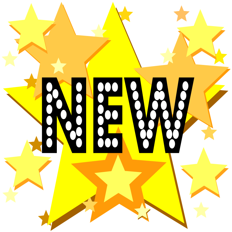 Free Clipart: New On Stars.