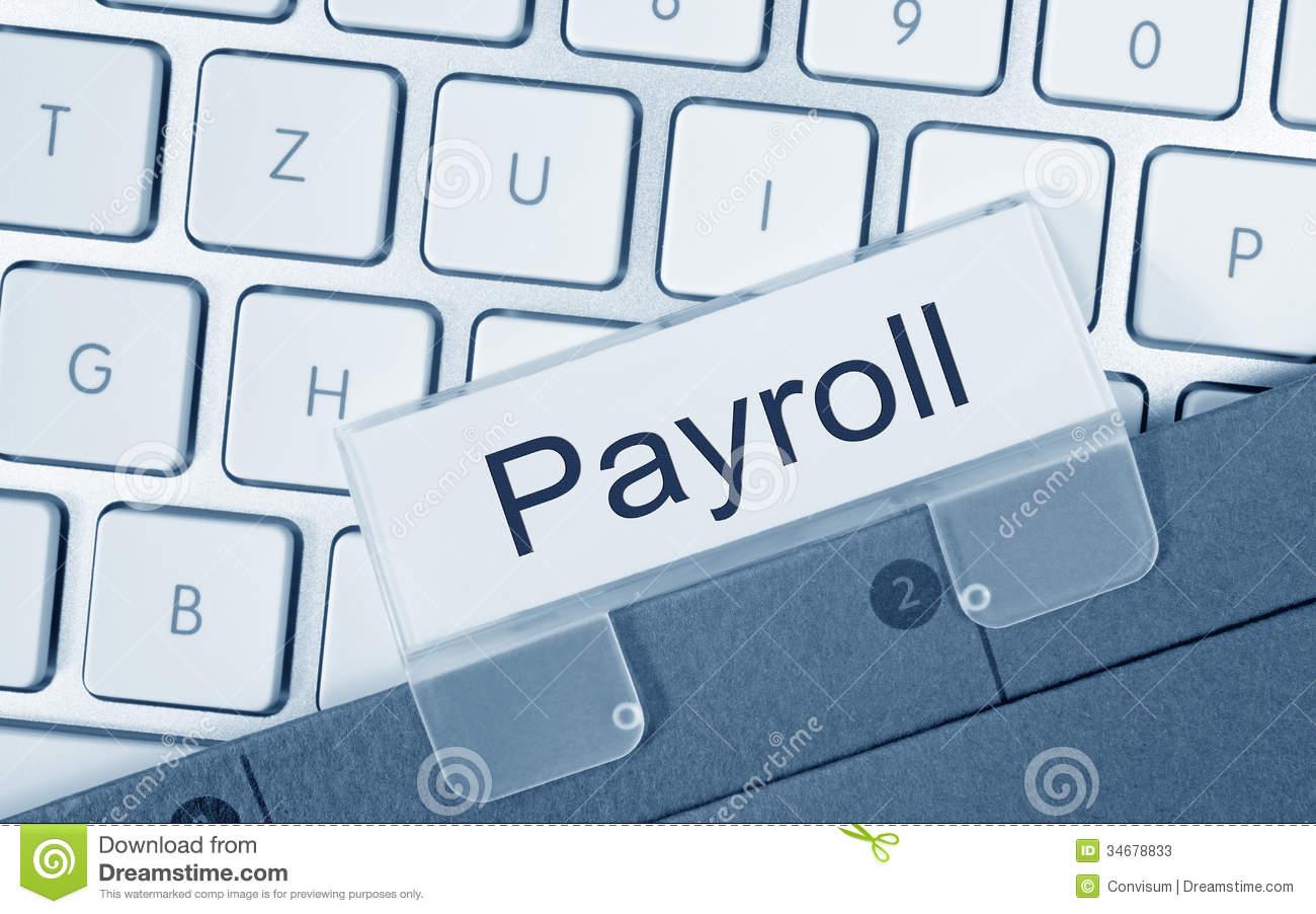 Payroll Clipart.