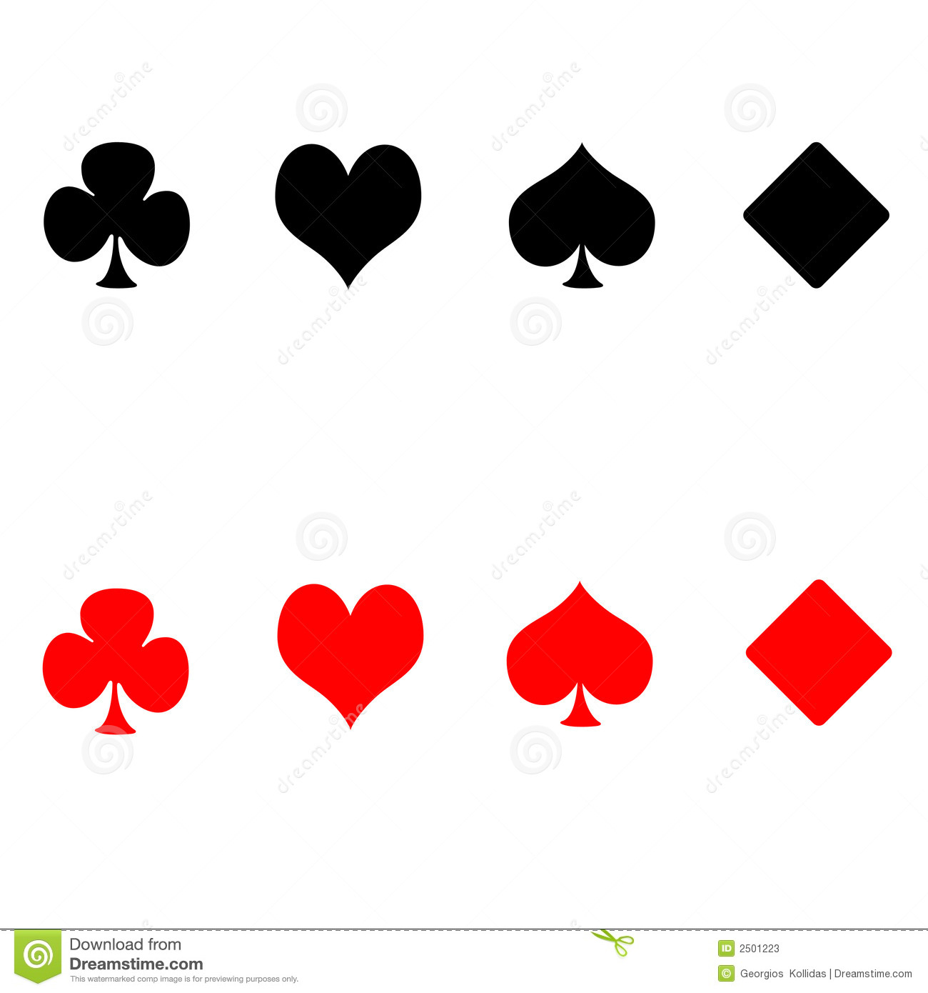 Picture Of Playing Cards.