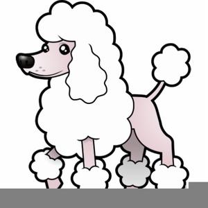 Poodle Clipart.