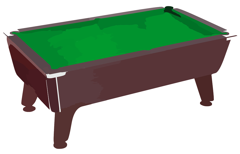 Pool Table Snooker.