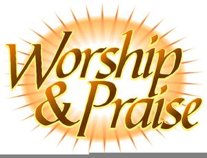 Free Praise Worship Clipart.