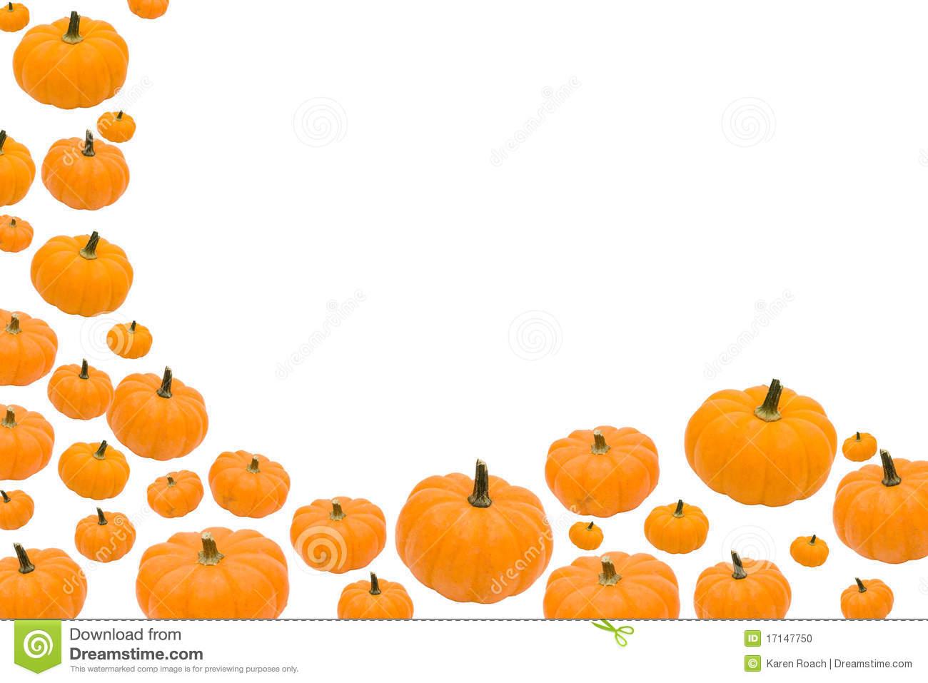 Pumpkin Border Clip Art Free & Pumpkin Border Clip Art Clip Art.
