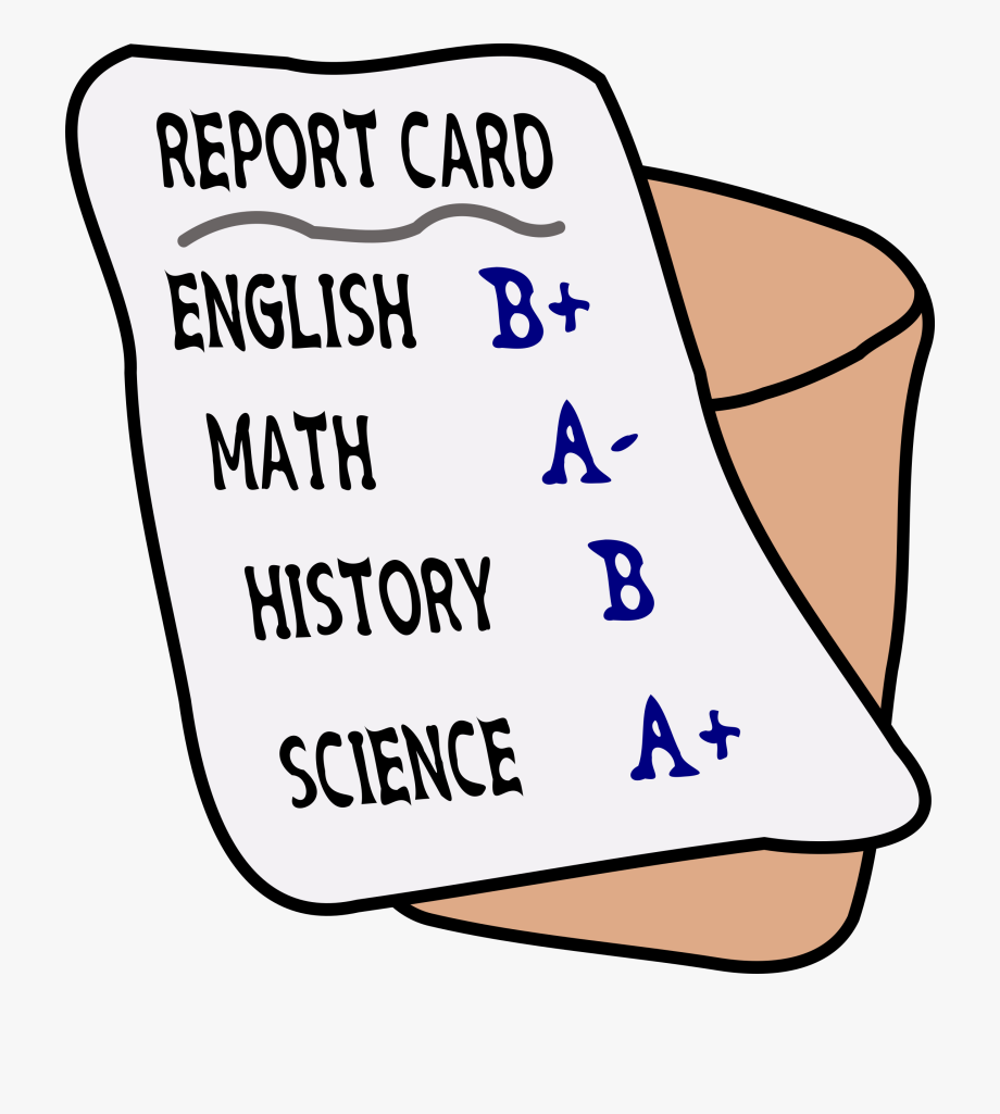 Report Cards #184946.