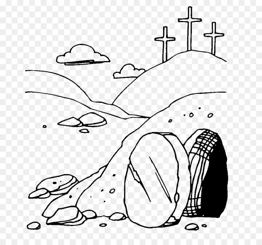 Download Free png Empty tomb Tomb of Jesus Resurrection of Jesus.