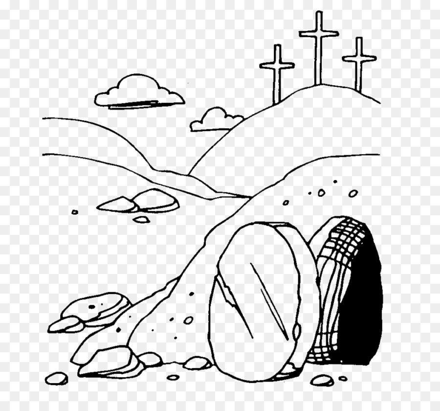 Download Free png Empty tomb Tomb of Jesus Resurrection of Jesus.