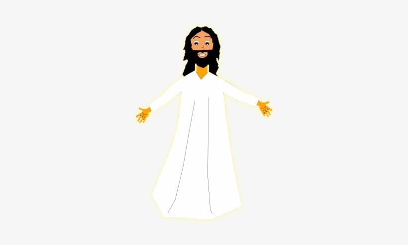Download Free png Free Resurrection Of Jesus Clip Art Jesus.