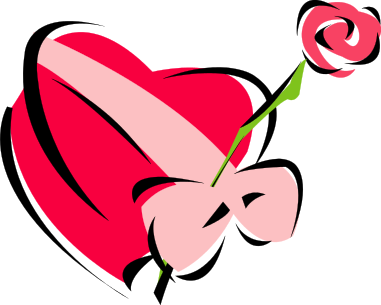 Free Hearts And Roses Clipart, Download Free Clip Art, Free Clip Art.
