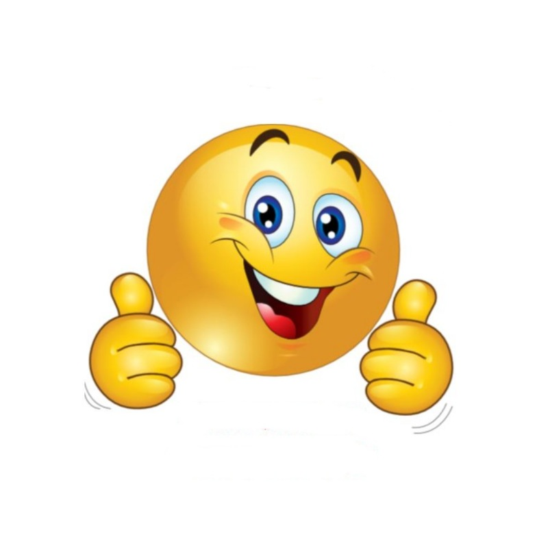 Download Free png smiley face and thumbs up hap.