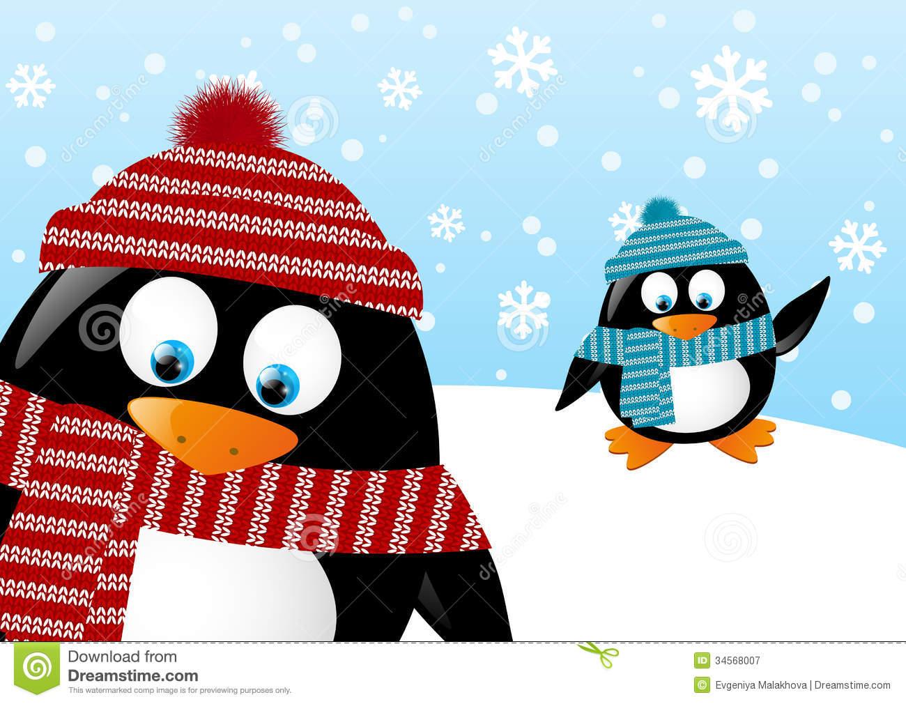 Free Clipart Winter Scenes.