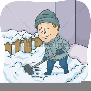 Snow Shovel Clipart Free.
