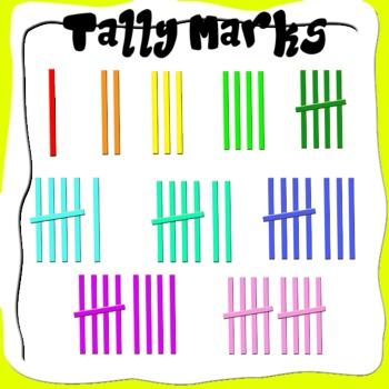 Free Clip Art Tally Marks.