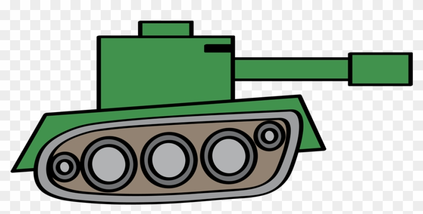 Tanks Clipart one 4.