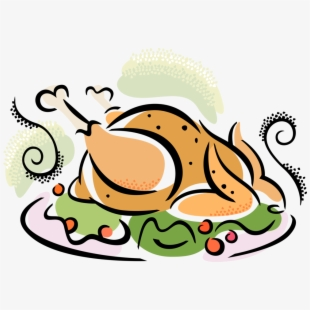 Image Of Turkey Dinner Png.