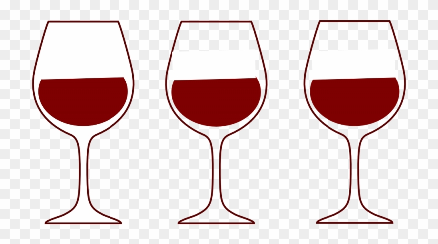 Red Wine Clip Art Wine Glasses Red Free Vector Graphic.