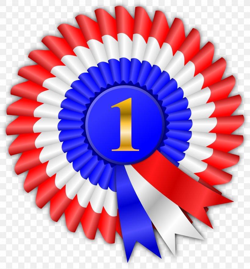 Rosette Ribbon Award Clip Art, PNG, 2232x2400px, Rosette.