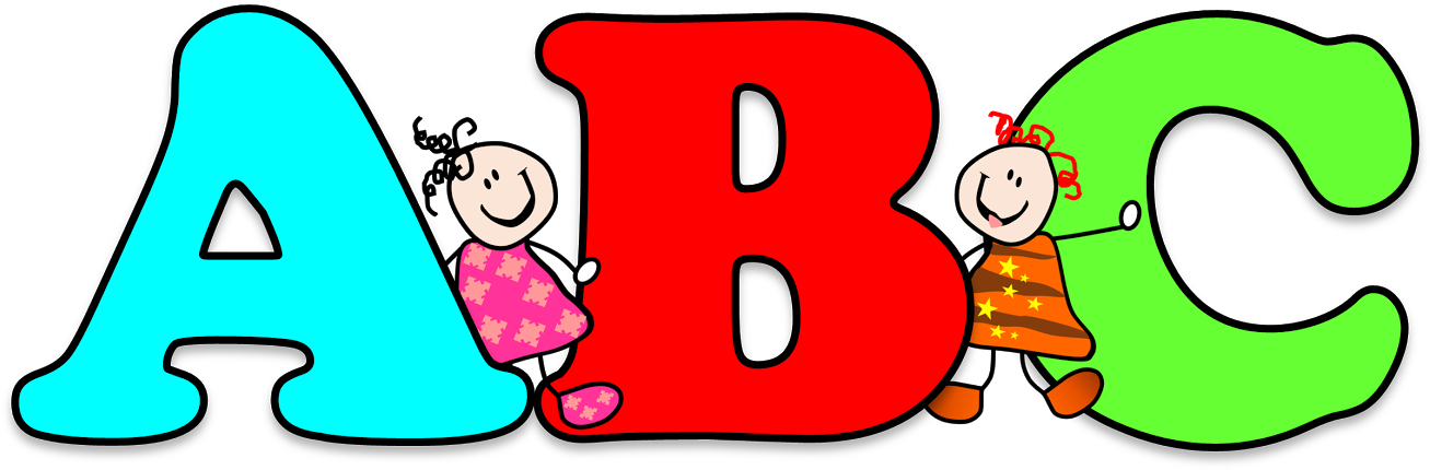 Abc Clipart , Transparent Cartoon.