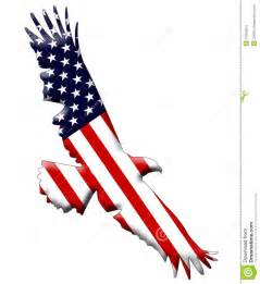 Free Clipart American Flag And Eagle Clipground