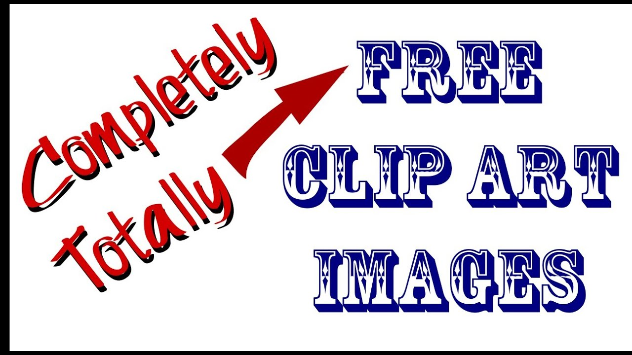 Free ClipArt Images.