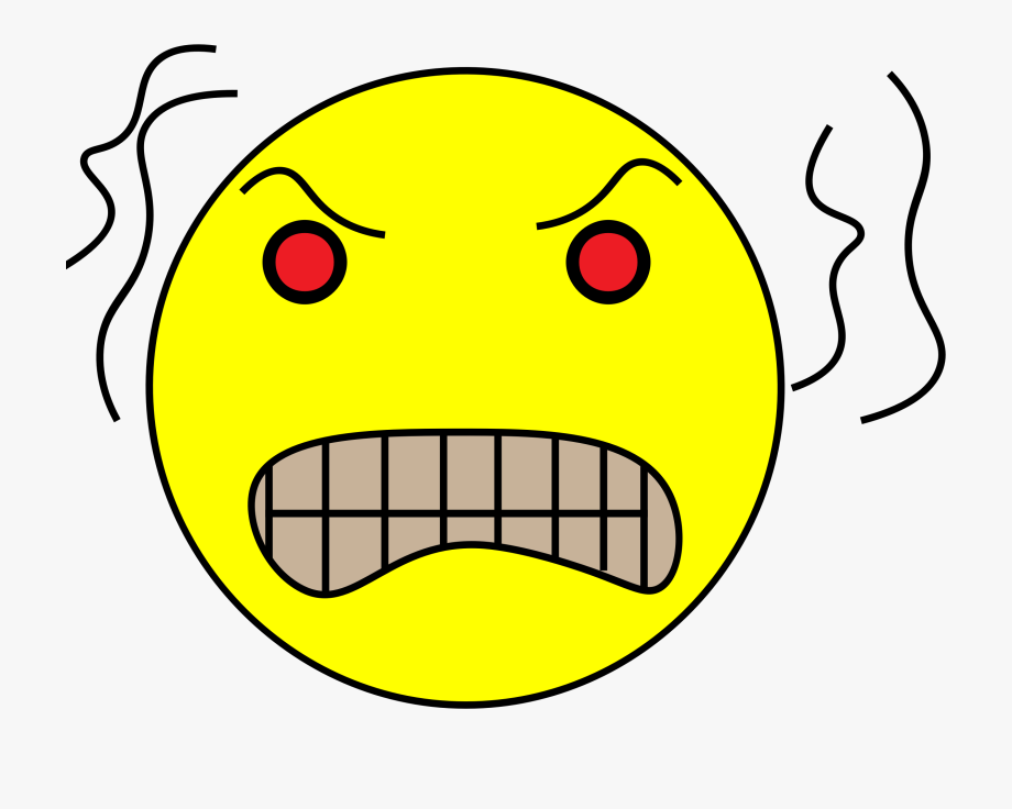 Anger Clipart Animated.