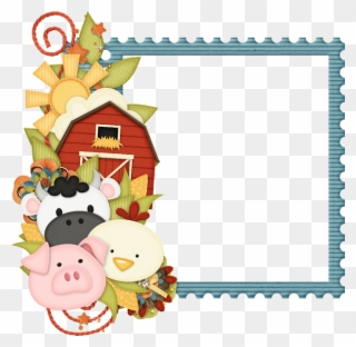 Free PNG Animal Borders Clip Art Download.
