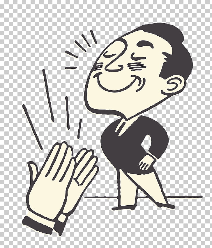 Cartoon , Applause by illustrations PNG clipart.