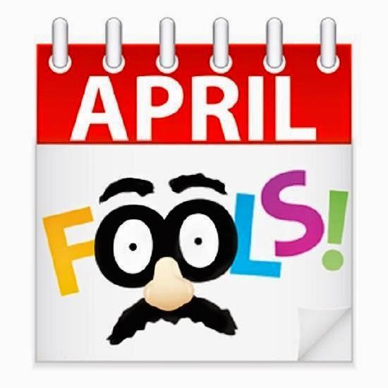 April Fools Day Clipart.