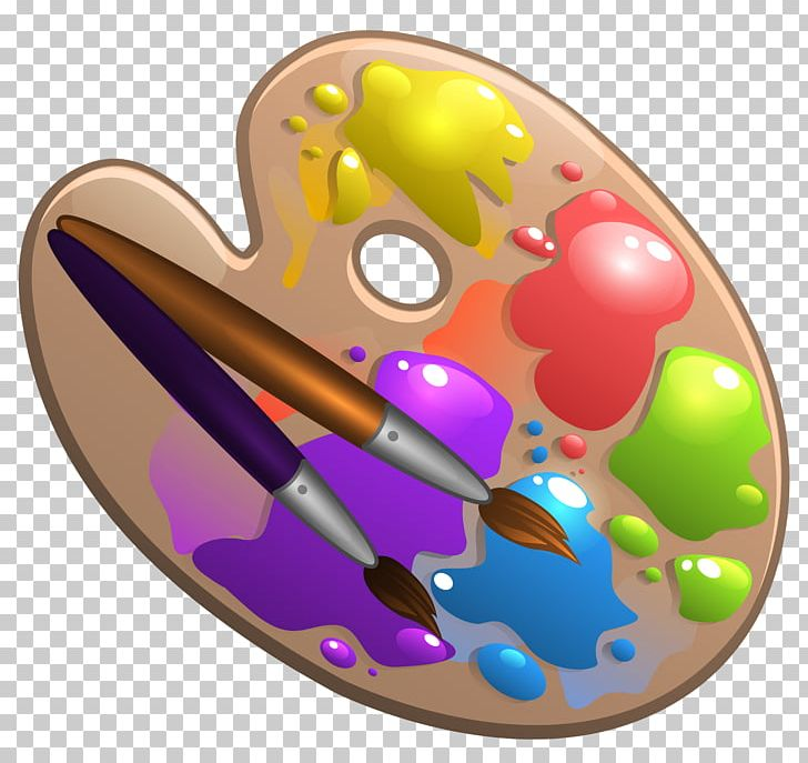 Palette Paintbrush PNG, Clipart, Art, Artist, Brush, Clipart.