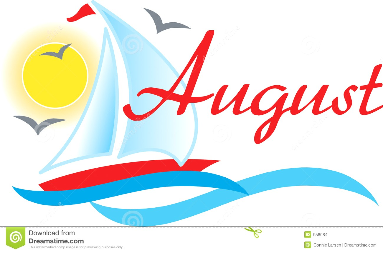 August free clipart 4 » Clipart Station.