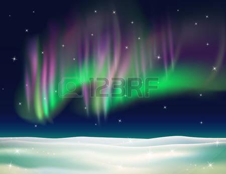 Free Clipart Aurora Borealis.